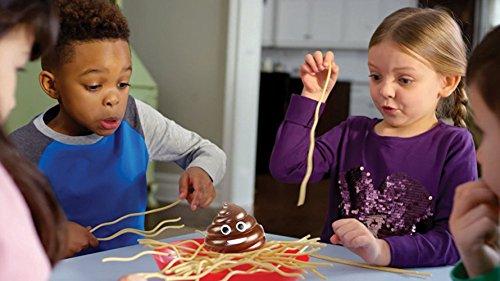 Nesee Fun Toys Desktop Toys Interactive Board Game Noodles Spaghetti Balance Party Game  A