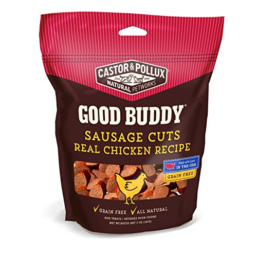 Good Buddy Sausage Cuts Real Chicken Recipe, 5 - Chicken Dog Good Treats