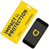 RhinoShield Protection Écran pour iPhone 7 / iPhone 8 Anti-Chocs   Film Protecteur Haute qualité avec Technologie de Dispersion des Chocs - Résistance aux Rayures et aux Traces de Doigts