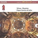 Mozart: Missae (Masses) / Requiem / Organ Sonatas & Solos (Complete Mozart Edition, Vol. 10)