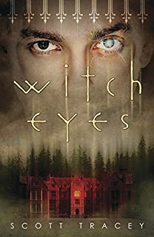 Witch Eyes by [Tracey, Scott]