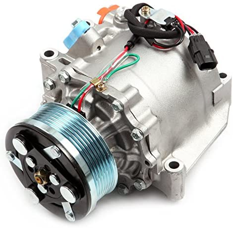 Tested Select TCW 90-2224 A//C Compressor and Clutch