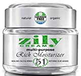 FoodGradeOrganic Healing Rich Nourishing Cream. Carcinogen Free Certified. Detox. INTENSIVE RECOVERY Cream with Natural Oils and Medicinal Plants. Free Same Day Shipping. Review