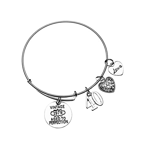 Image Unavailable Not Available For Color Infinity Collection 40th Birthday Gifts Women