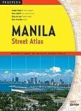 Manila Street Atlas, Hutton, 0794600840