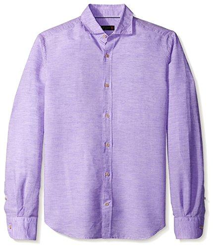corneliani-mens-breezy-chambray-sport-shirt-lavender-46-eu-185
