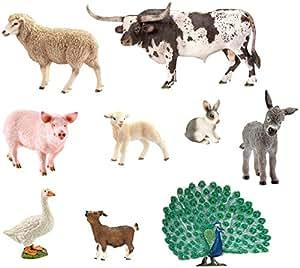 Schleich World of Nature Farm Animals Series 1