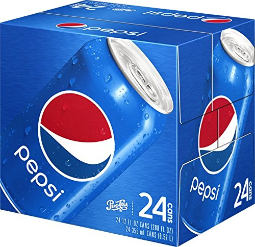 Pepsi 24ct 12 oz Cans product image