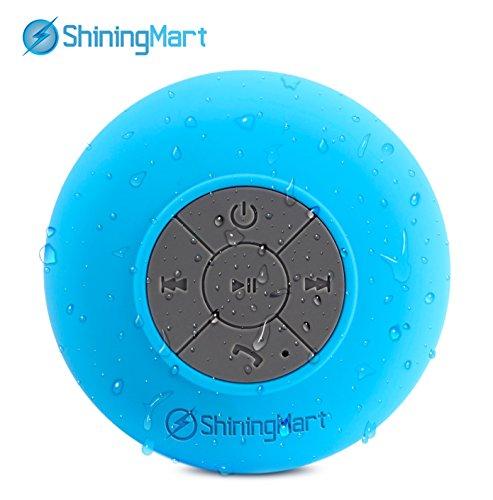 ShiningMart Bluetooth Resistant Hands Free Speakerphone product image