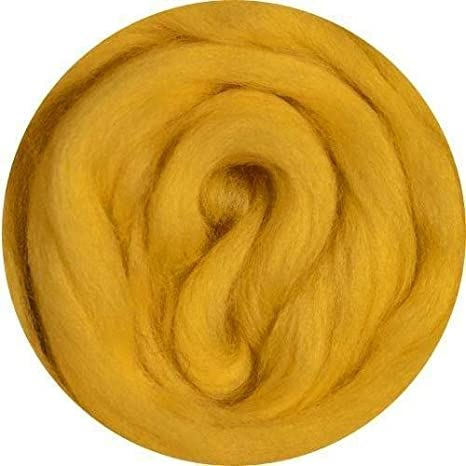 Merino Wool Roving for Felting Natural OFFWHITE Save: 4 Ounces