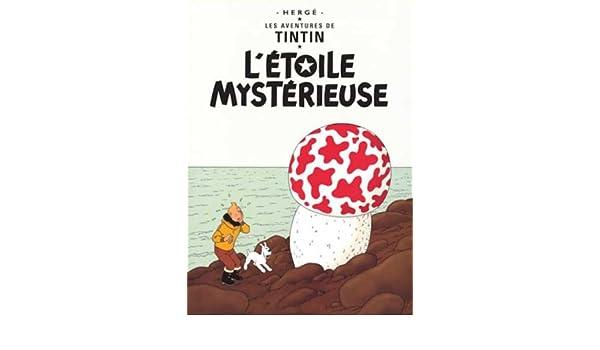 Les Aventures de Tintin: L'Etoile Mysterieuse (French