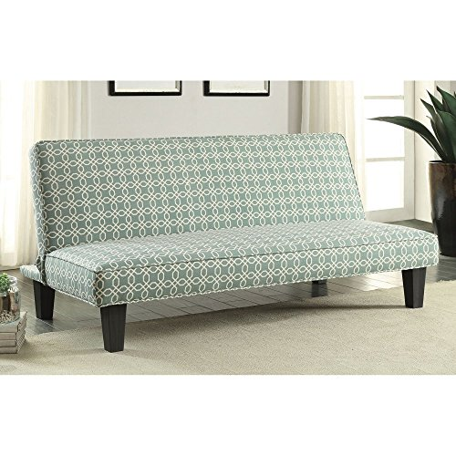 Coaster Home Furnishings 500165 Sofa Bed, Teal