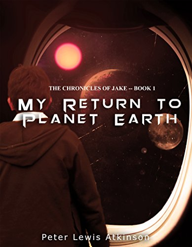 My Return To Planet Earth by Peter Lewis Atkinson ebook deal
