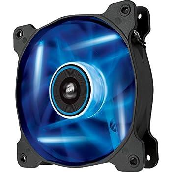 Corsair  Air Series SP 120 LED Blue High Static Pressure Fan Cooling - single pack