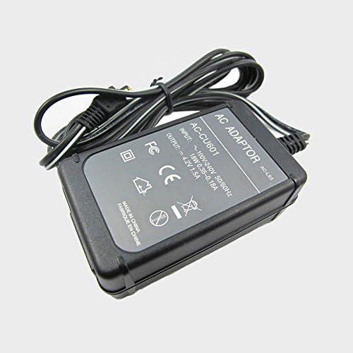 AC-L10A Cargador bloque de alimentaci/ón para Sony Cyber-shot DSC-F828;substituye: Sony AC-L10 AC-L15A AC-L15 AC-L10B AC-L100 AC-L15B