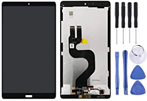 Mobilephone Mould LCD Screen and Digitizer Full Assembly for Huawei MediaPad M5 8.4 inch/SHT-AL09 / SHT-W09 (Color : Black)