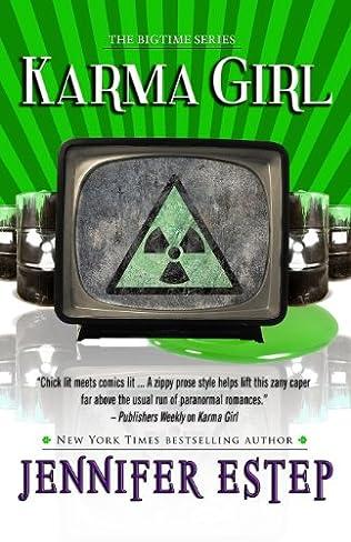 book cover of Karma Girl