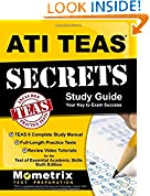 #9: ATI TEAS Secrets Study Guide: TEAS 6 Complete Study Manual, Full-Length Practice Tests, Review Video Tutorials for the Test of Essential Academic Skills, Sixth Edition