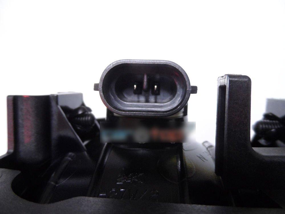 [Sell by Automotiveapple] Kia Motors OEM Genuine 922012K500, 922022K500 Fog Light Lamp Assembly + Conector 4-pc Set For 2012 2013 Kia Soul
