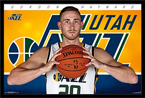 Trends International Wall Poster Utah Jazz Gordan Hayward