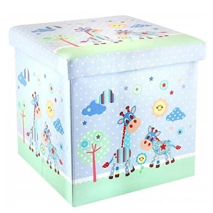 Juguetes De Plegable En Almacenaje Caja Infantil Organizador mn08vwN