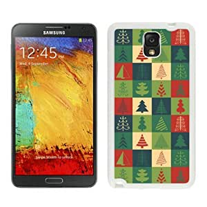 Individualization Christmas Tree White Samsung Galaxy Note 3 Case 21