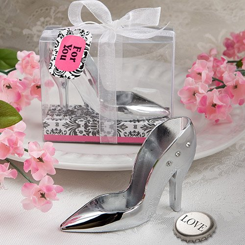 High Heel Shoe Design Bottle (Shoe Bottle Opener Party Favors)