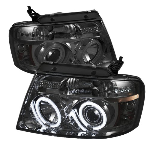 07 f150 smoked headlights - 7