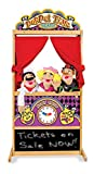 Melissa & Doug 2530 Deluxe Puppet Theater with