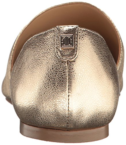 Ivanka Trump Womens Euma Ballet Flat Gold kFbLMQv