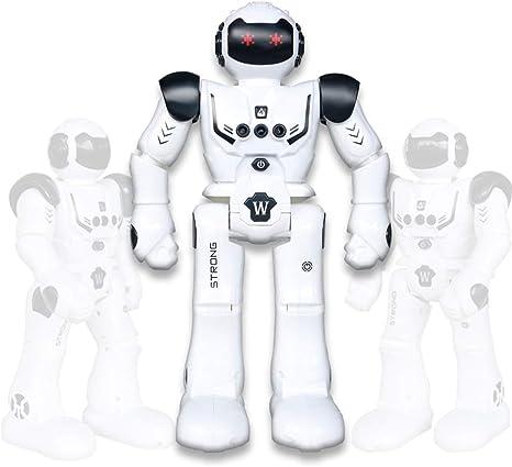 Dancing Robot Design Toy Children Clock work Control Wind Up Children Xmas Gift