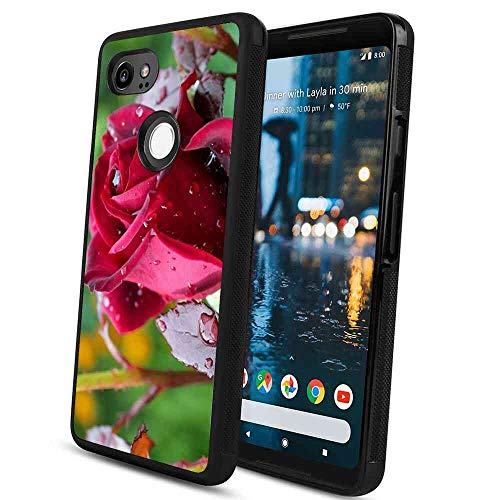 Rosebud Charms 2 - Case TPU+PC Compatible Google Pixel 2 XL 6