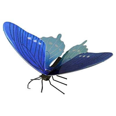 Metal Earth Fascinations Pipevine Swallowtail Butterfly 3D Metal Model Kit: Toys & Games