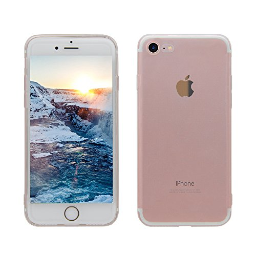 iphone 7 Case iphone 8 case shockproof Crystal Clear Soft TPU Case Rubber Silicone Skin Cover Slim Case for Apple iPhone 8 iPhone 7