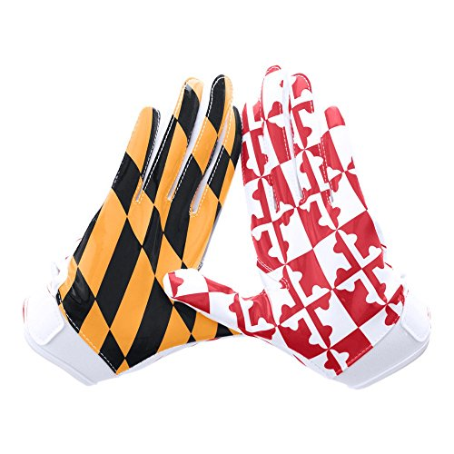 Under Armour Pipeline Football Gloves
