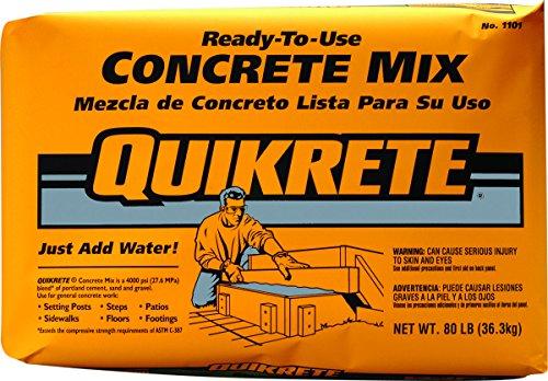 Quikrete Concrete Bags - 9