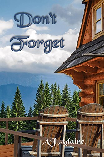 Don't forget by AJ Adair | amazon.com