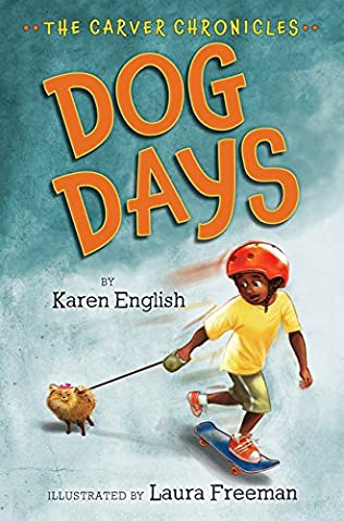 book cover of The Dog Days