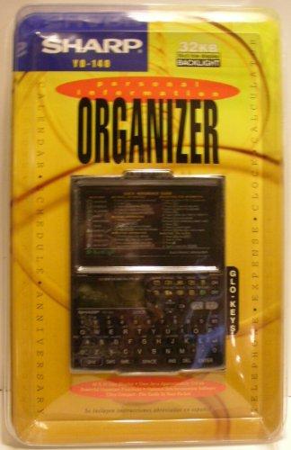 Sharp YO 140 Handheld PDA 32KB