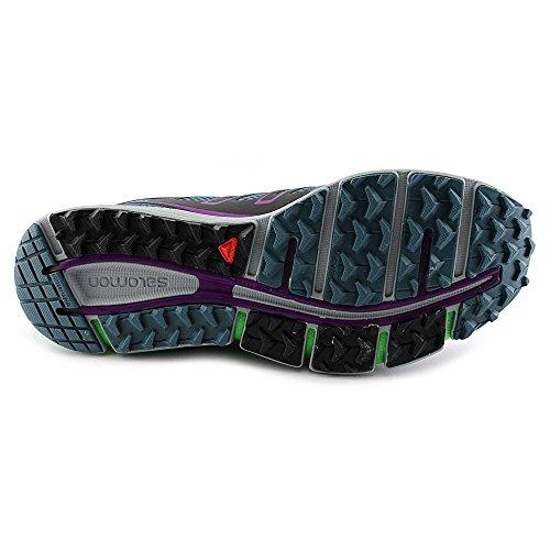 W 2 Trail Grey Running XR Mineral Womens Salomon Shoe Crossmax A1xvnxU