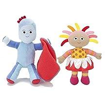 In The Night Garden Talking Iggle Piggle & Upsy Daisy Soft Plush Set