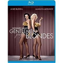 Gentlemen Prefer Blondes Blu-ray (2012)