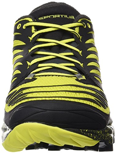 La Sportiva Mutant Womens Trail Running Shoes - SS18 Akasha Black/Sulphur Talla: 46.5 kte6yw