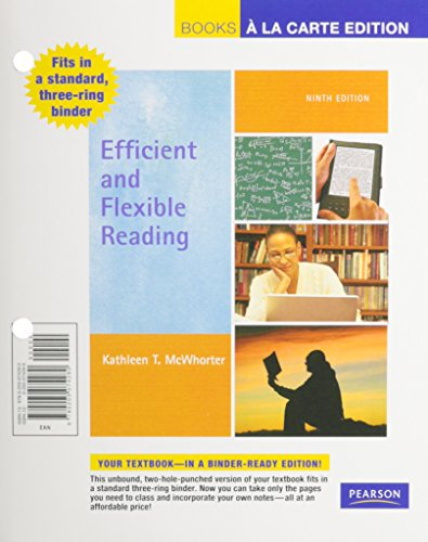 Download efficient and flexible reading books a la carte edition download efficient and flexible reading books a la carte edition book pdf audio idku880um fandeluxe Images