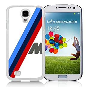 Popular Sell Design Bmw M Sport White Samsung Galaxy S4 I9500 Protective Phone Case