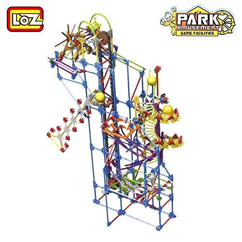 Loz Amusement Park Game Machine Electric Rolling Ball   2017