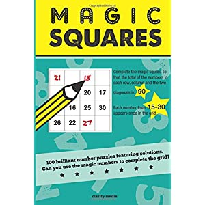 Magic Squares: Mark S  Farrar: 9781419646614: Amazon com: Books