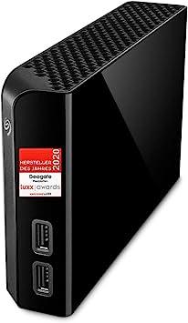 Seagate Backup Plus Hub Externe Festplatte Mit 2 Fach Computer Zubehör