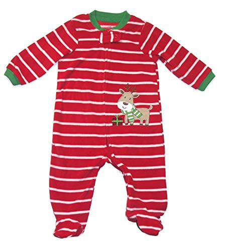 Little Me Baby Boy's Christmas Reindeer 6 Months