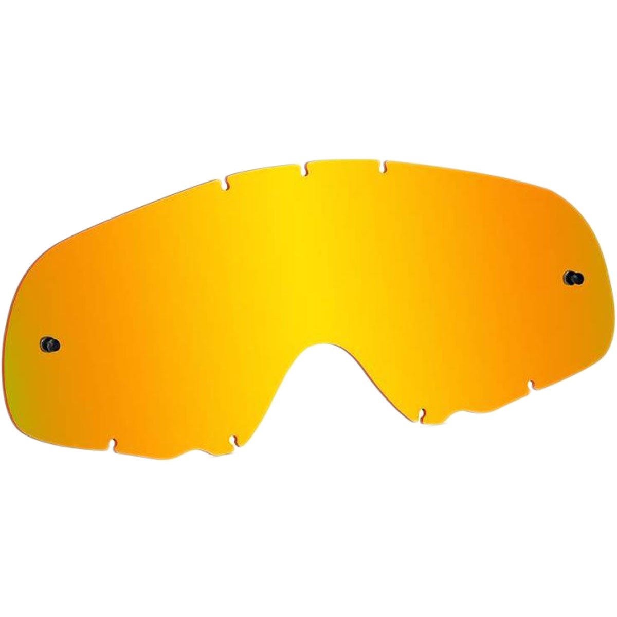 Oakley Crowbar MX Replacement Lens (Fire, One Size)